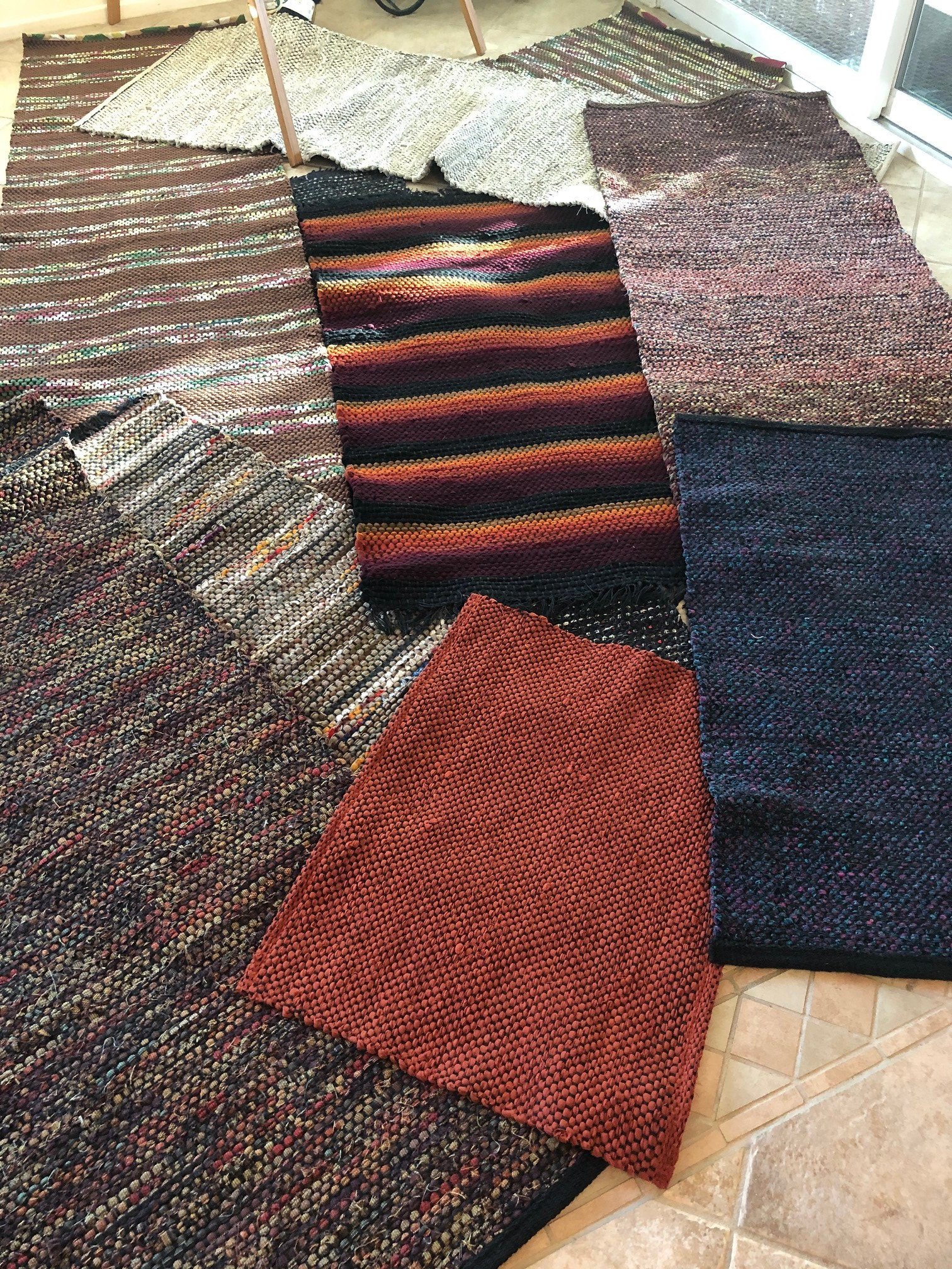 More rugs from Winnie