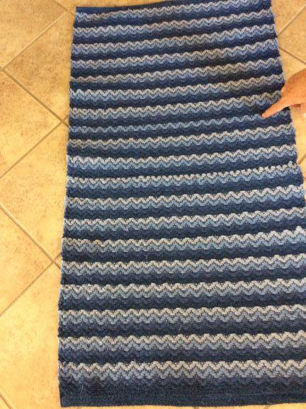 Winnie-one of many rugs